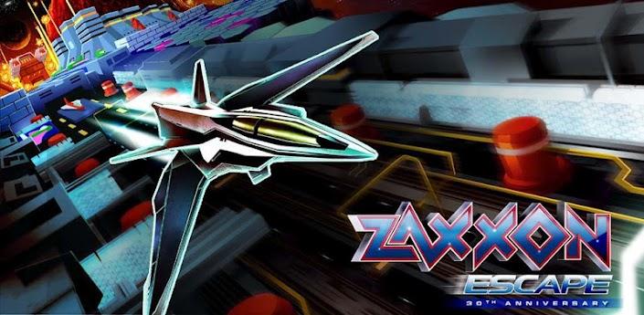 Zaxxon Escape