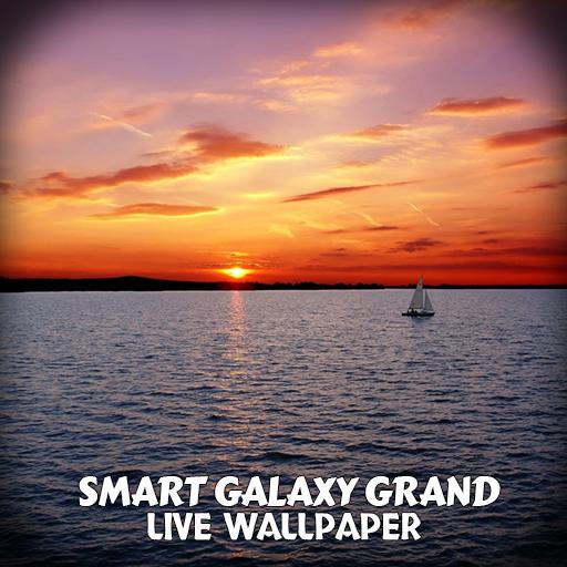 Smart Galaxy Grand LWP LOGO-APP點子