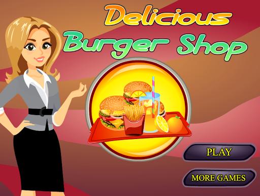 Delicious Burger Shop