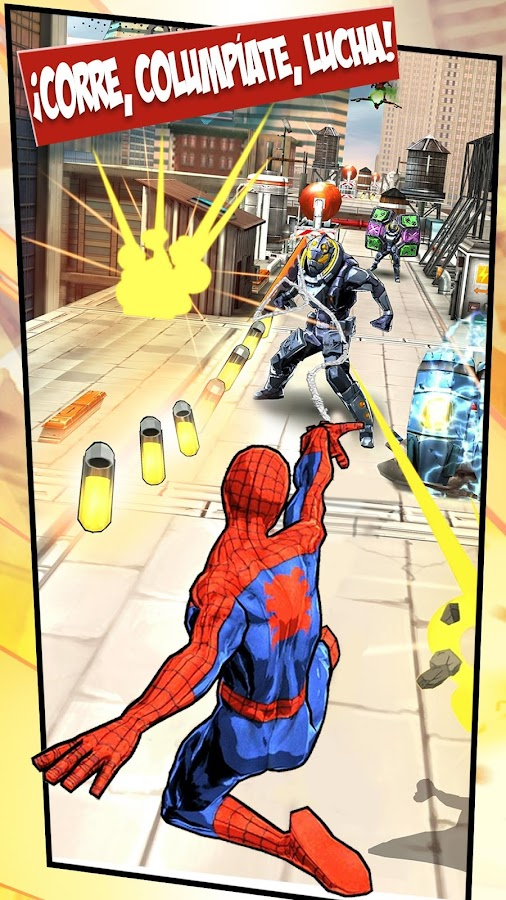 Spider-Man Unlimited - screenshot