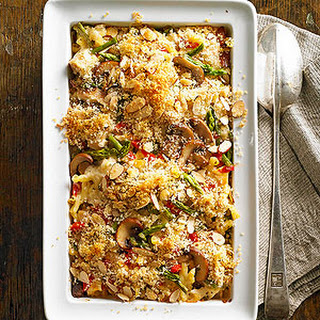 The Ultimate Chicken and Noodle Casserole.