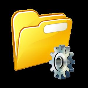 File explorer LOGO-APP點子