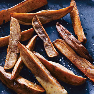 Oven-Roasted Fries Recipe