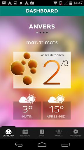 Pollen Info