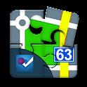 Locus – addon Foursquare logo