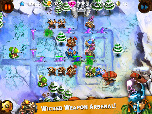 Goblin Defenders: Steel'n'Wood - screenshot