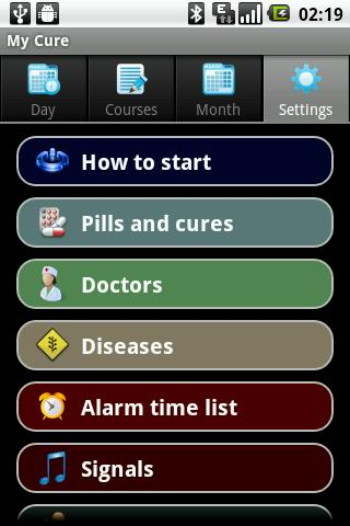 My Pills- screenshot