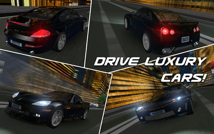 Drag Racing 3D - screenshot