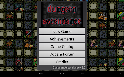 Dungeon Ascendance Roguelike v2.1