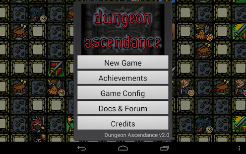 Dungeon Ascendance Roguelike- screenshot thumbnail