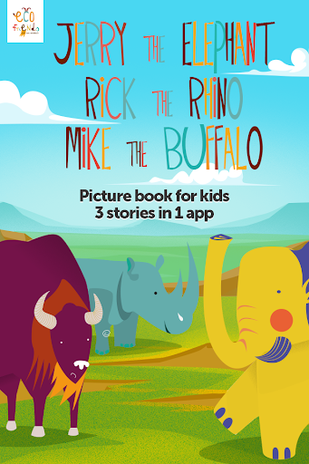 Picture Book for Preschool Kid