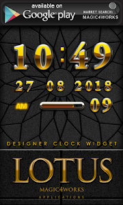 Next Launcher Theme Lotus v2.40