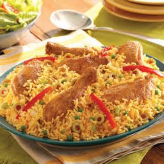 Arroz con Pollo (Chicken and Rice).