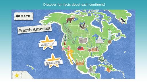 【免費教育App】Amazing World Atlas-APP點子