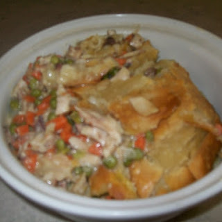 Crock-Pot Chicken Pot Pie.