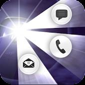 Flash Light Alert(Sms & Calls)