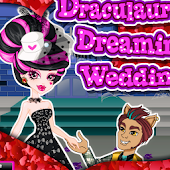 Dreaming Wedding Dress Up