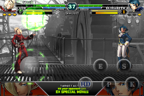 THE KING OF FIGHTERS-A 2012(F) - screenshot