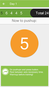 100 Pushups Be stronger PRO v1.9