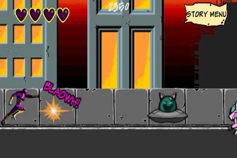 Thunder BANG- screenshot