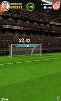 Screenshot of Flick Shoot Pro