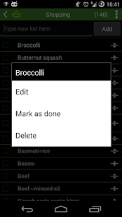 Remli: To-do & Reminder Lists- screenshot thumbnail