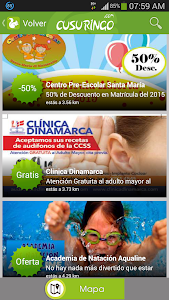 Cusuringo, Cupones y Ofertas screenshot 0