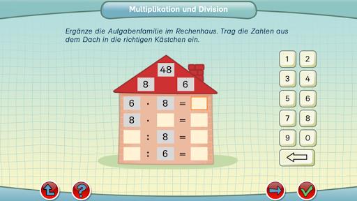 Lernerfolg Grundschule Mathe Apps (APK) gratis downloade til Android/PC/Windows screenshot
