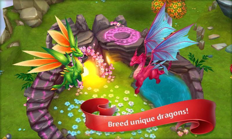 android Dragons World Screenshot 13