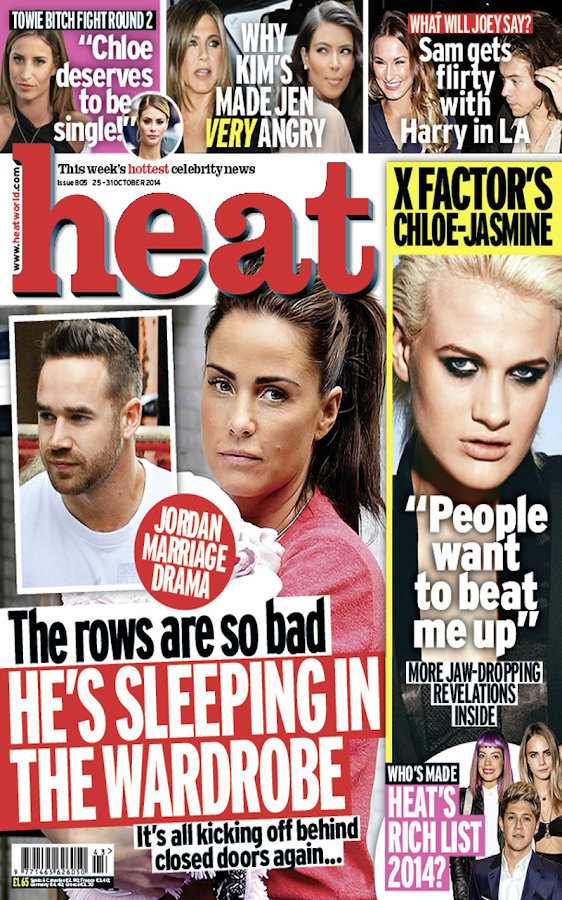 heat magazine   android apps on google play