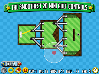Summer Mini Golf- screenshot thumbnail