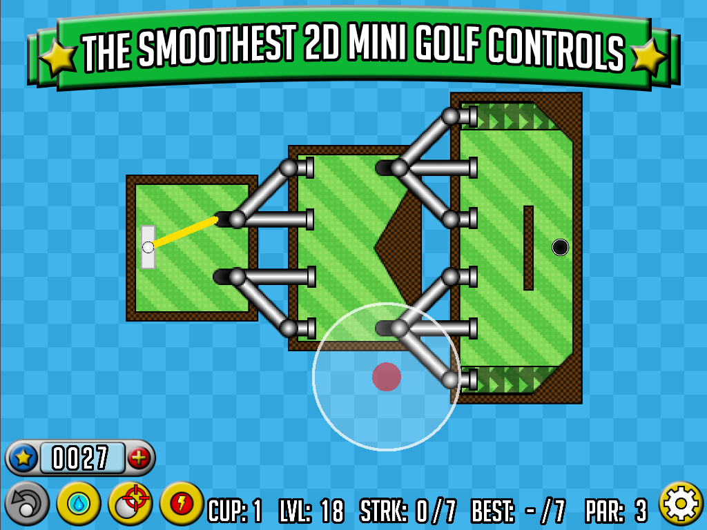 Summer Mini Golf- screenshot