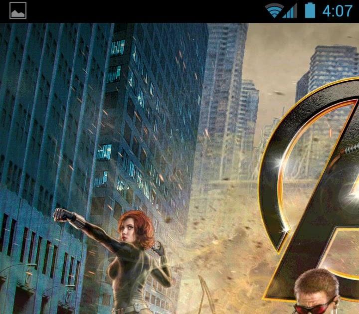 Go Apk: The Avengers Live Wallpaper Full V1.7 Download