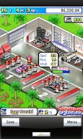 Screenshot of Grand Prix Story