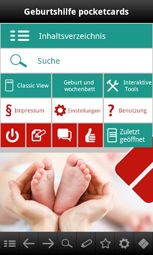 Geburtshilfe pocketcards