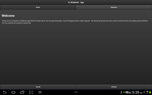 【免費娛樂App】DJ M:Mortal-APP點子