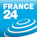 FRANCE 24 for Android logo