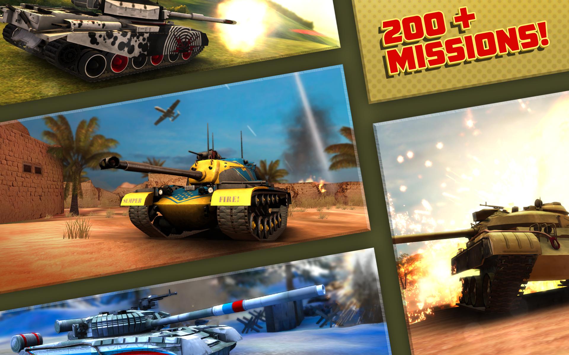 Boom! Tanks screenshot #14