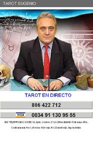 Tarot Eugenio Gregorio - screenshot thumbnail