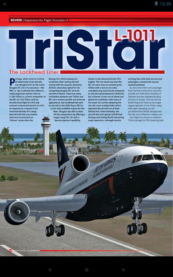 PC Pilot Magazine - screenshot