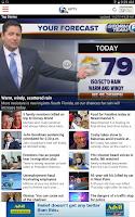 Screenshot of WPTV 5 West Palm Beach
