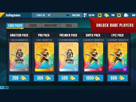 Indiagames Cricket Card Battle 11.0.1 screenshot 148229