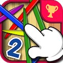 Pick-Up Sticks 2 icon