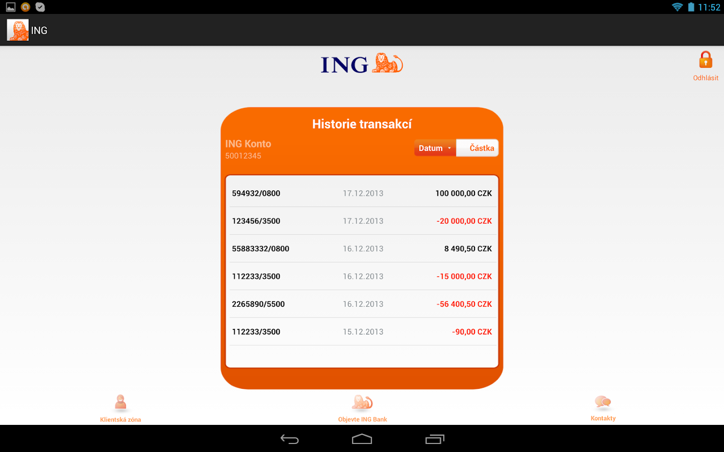 Ing Bank Cz Android Apps On Google Play
