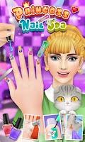 Screenshot of Princess Nail Salon