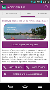 Camping Du Lac- screenshot thumbnail