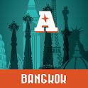 Bangkok guía mapa offline