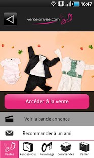 vente-privee.com - screenshot thumbnail
