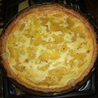 Aunt Tootie's Pineapple Pie.