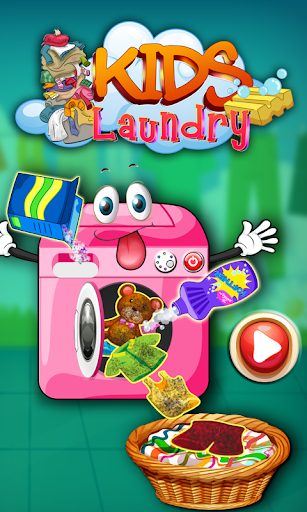 Baby Kids Laundry